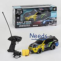Машинка на радиоуправлении He Tai Toys No599 гоночная Черная