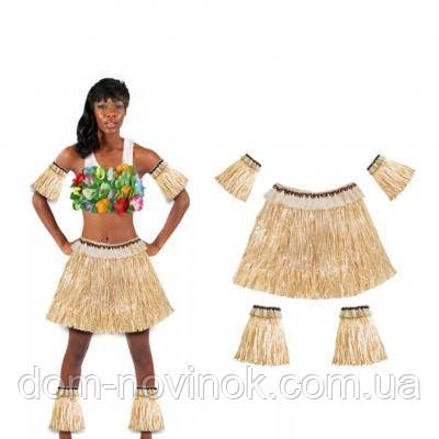 Карнавальный костюм Аборигена (гавайский) 40см .