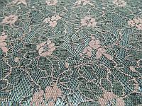 Ткан гипюр с крупными цветами, фото 1