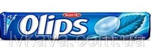 Леденцы  Olips со вкусом ментола и эвкалипта , 28  гр, фото 2