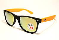Солнцезащитные очки с поляризацией Ray Ban P2140 C6 Оранжевый