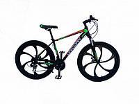 "Велосипед на литых дисках Unicorn Flash LD 18""/26"" Black & Orange"