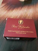 Парфюмированное крем-мыло Пани Валевская  Pani Walewska Ruby Creamy Soap 100 гр.
