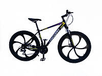 "Велосипед на литых дисках Unicorn Flash LD 18""/26"" Black & Violet"