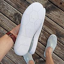 Сірі сліпони чоловічі та унісекс аквашузы сірі сліпони чоловічі сітка кросівки, фото 2