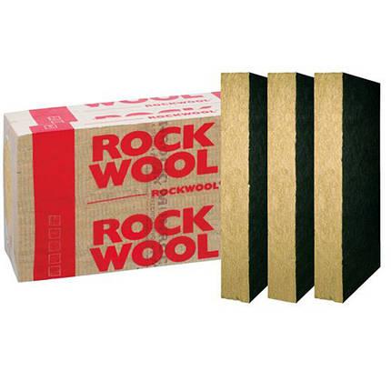 Rockwool WENTIROCK MAX F (плиты с двойной плотностью) - 50-150мм, фото 2