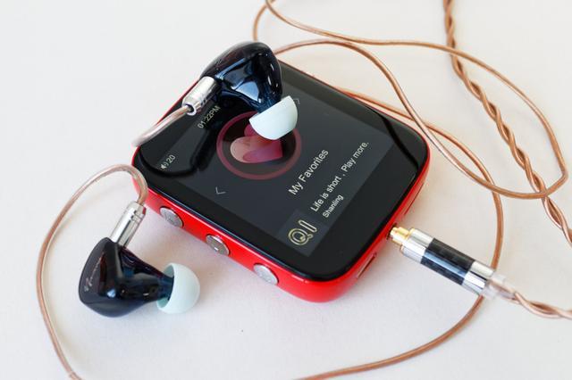 Рисунок - Shanling Q1 mp3 плеер качество звучания