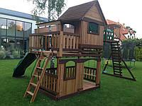 Дитячий майданчик з кедру Woodlit Король Лев, фото 1