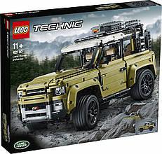 LEGO Technic Land Rover Defender (42110) Конструктор Original
