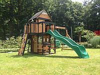 Дитячий майданчик з кедру Woodlit Веселий Пікнік, фото 1