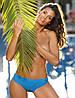 Пляжные женские плавки-бразилиана (размеры S-XL в расцветках) белый, S, фото 2