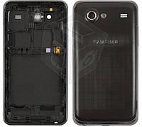 Корпус для Samsung Galaxy S Advance i9070 - оригинальный (черный)