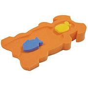 Поролоновый матрасик для купания ребенка в ванной Adik
