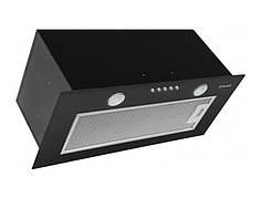 Элегантная и функциональная кухонная вытяжка PERFELLI BI 6562 A 1000 BL LED GLASS (битая)