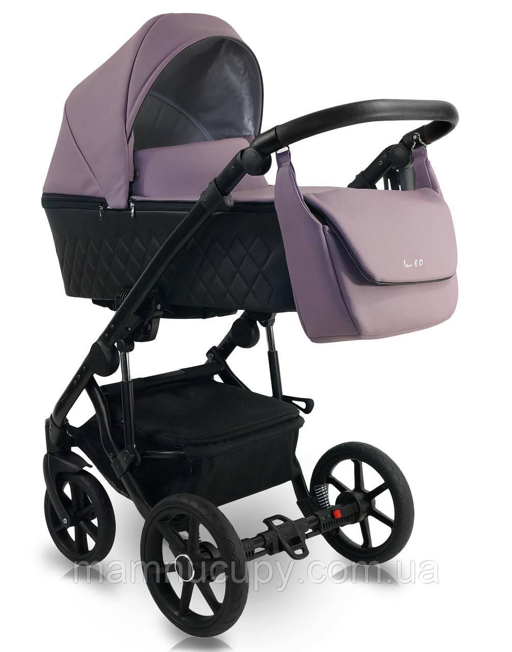 Детская универсальная детская коляска 2 в 1 Bexa Line 2.0 Eco L104 (бекса лайн эко)