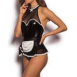 Женское Эротическое белье Костюм горничной, фото 3