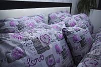 Наволочка LOVElove 50х70см Violet