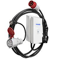 OnCharger Type 2 3x32A 22kW WIFI NFC Зарядная станция для электромобилей (OC3P-32A-Mennekes)