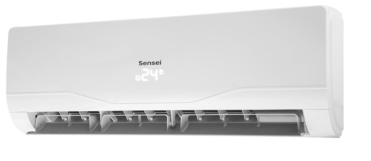 Кондиционер SENSEI PRO SAC-24HRWE/I Elegant Inverter (70 м.кв.)