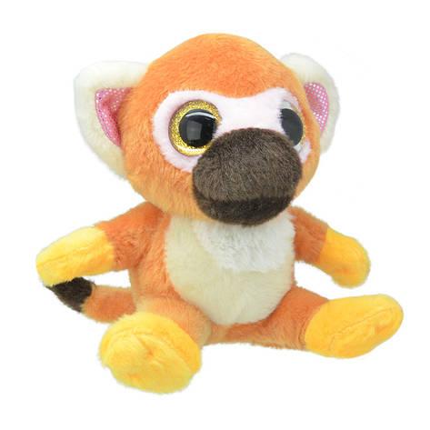 Игрушка мягконабивная Паук-Обезьяна 15-20 см, фото 2