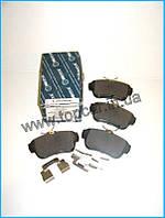 Комплект тормозных колодок дисковые 0252457816 Mayle на Fiat Scudo, Citroen Jumpy, Peugeot Expert 07