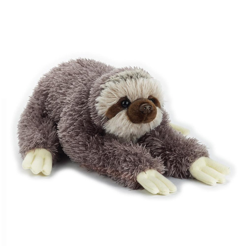 Мягкая игрушка 770837 Ленивец, 28 см