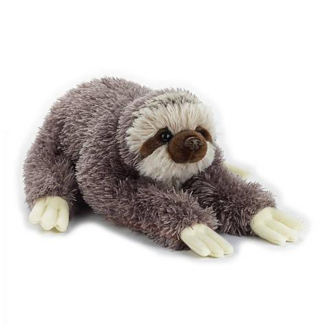 Мягкая игрушка 770837 Ленивец, 28 см, фото 2