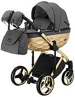 Детская коляска Adamex Chantal Star Polar (Gold) Star 01