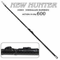 "Вудка з кiльцями ""New hunter"" карбон 6м SF24097"