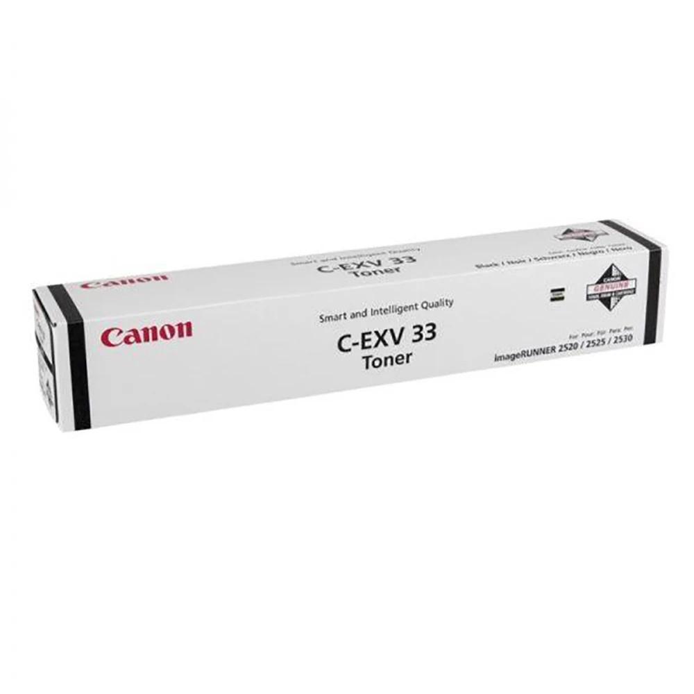 Тонер Canon C-EXV33 Black для imageRUNNER 2520