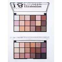 Набір тіней DoDo Girl D3067, 18 кольорів, фото 1