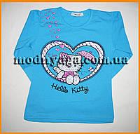 "Кофта ""Hello Kitty"" для маленьких модниц, отличное качество"