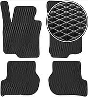 Автомобильный коврик для салона Nissan Primera P12