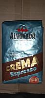 Кава зерно 0.5 кг ALVORADA ESPRESSO CREMA