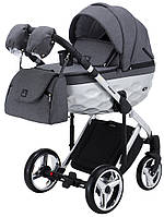 Детская коляска Adamex Chantal Star Polar (Chrome) Star 3