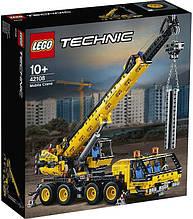 LEGO Technic Пересувний кран (42108) Конструктор Original