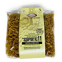 Макароны из твердых сортов пшеницы с шротом зародыша зерна «Здоровье № 11», «Мак-Вар», 400 гр.