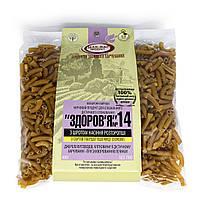 Макароны из твердых сортов пшеницы с шротом расторопши «Здоровье № 14», «Мак-Вар», 400 гр.