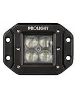 Встраиваемая светодиодная фара 40Вт ProLight (фара в силовой бампер)
