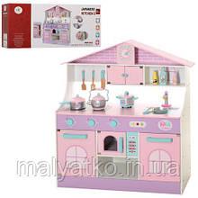 Кухня дитяча дерев'яна (аналог KidKraft) арт. 2257