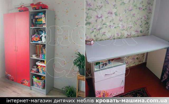 Детская мебель Тачки купить