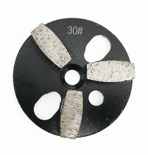 Алмазна фреза HTG-3T4K