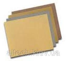 Шлифшкурка, шлифовальная шкурка на бумажной основе (наждачная бумага).