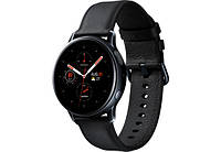 Смарт-годинник Samsung Galaxy Watch Active 2 44mm Black Stainless steel (SM-R820NSKASEK)