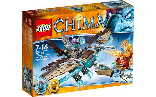Lego Chima 70141 Крижаний планер Варді (Ледяной планер Варди)