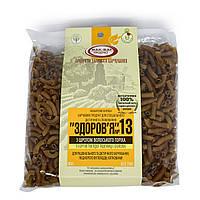 Макароны из твердых сортов пшеницы с шротом грецкого ореха «Здоровье № 13», «Мак-Вар», 400 гр.