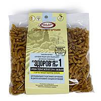 Макароны цельнозерновые из твердых сортов пшеницы «Здоровье № 1», «Мак-Вар», 400 гр.