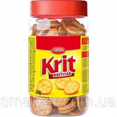 Крекер соленый  Krit Krititas Cuetara 350г  Испания