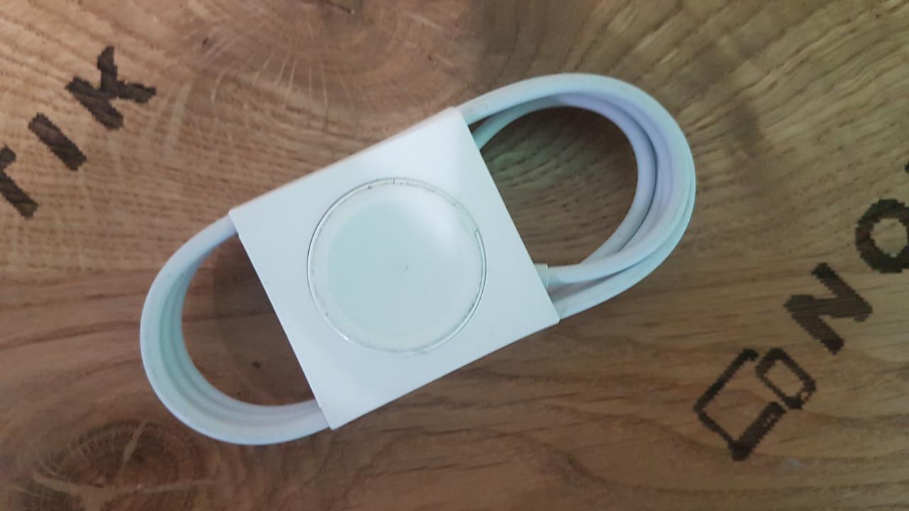 Кабель Apple Magnetic Charging for Apple Watch 1m White (Оригинал)
