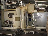 Обрабатывающий горизонтальный центр Mitsui Seiki НR-5В с ЧПУ Fanuc 6M-B, фото 1